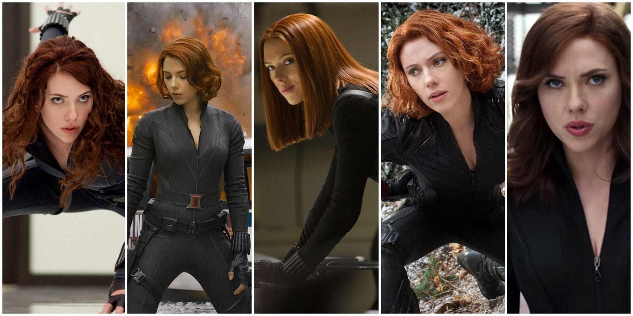 Is Black Widow S Hairstyle Sexist