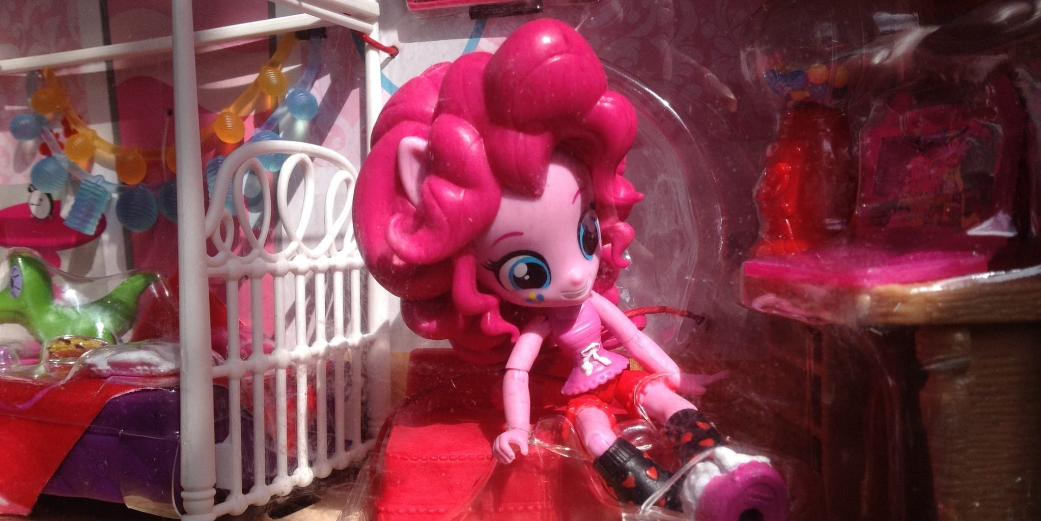 Party Bedroom My Little Pony Equestria Girls Toy And Cartoon Review